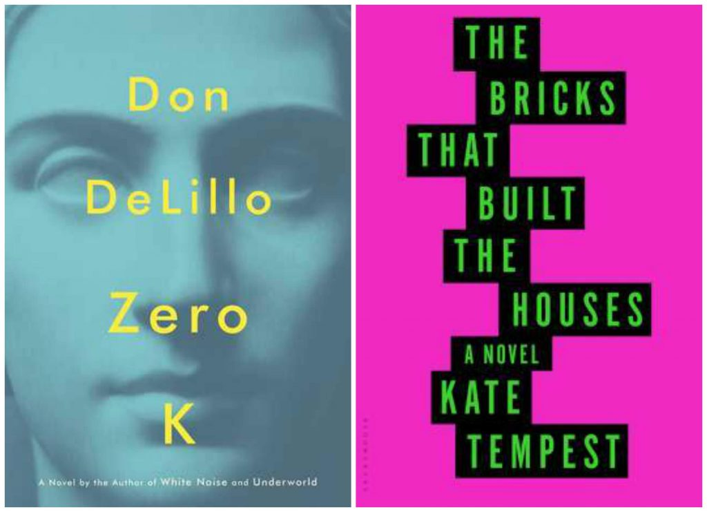 Zero K, The Bricks That Built the Houses
