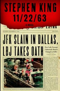 11/22/63, Stephen King