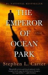 The Emperor of Ocean Park, Stephen L. Carter, thriller