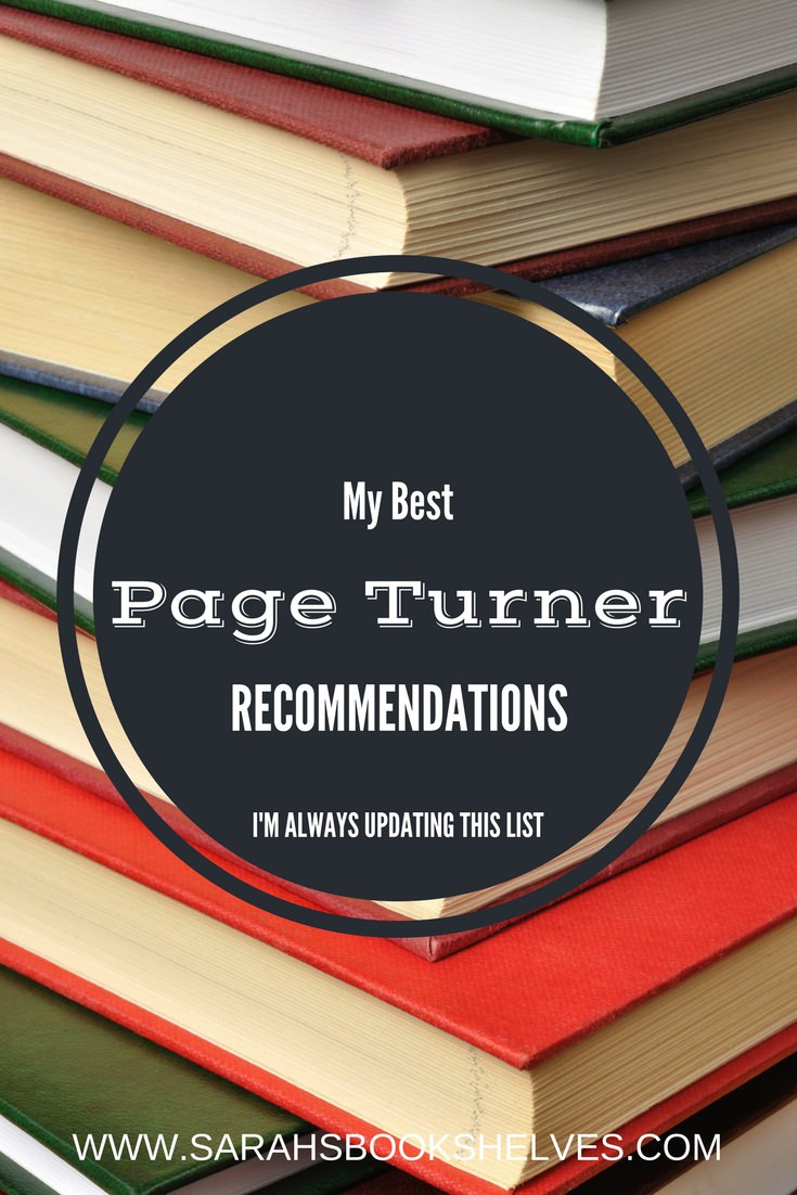 My Best Page Turners - unputdownable books to add to your reading list! #reading #books #bookish #bookworm #booklover #bookstagram #summerreading #pageturners #summerreading
