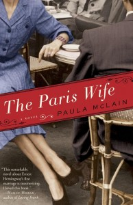 The Paris Wife, Paula McLain, Ernest Hemingway, Paris Jazz Age, paris literary scene, Hadley Hemingway