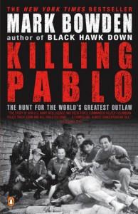 Killing Pablo, Pablo Escobar, Colombian drug cartels, cocaine cartels, mark bowden