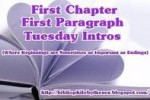 First Chapter First Paragraph
