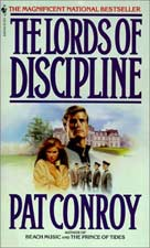 The Lords of Discipline, Pat Conroy, The Citadel, Charleston, fiction, Southern fiction