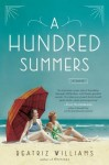 A Hundred Summers, Beatriz Williams, fiction, beach reads, Rhode Island 1938 hurricane