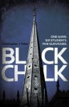 Black Chalk, Christopher J. Yates, thriller, fiction, Oxford University