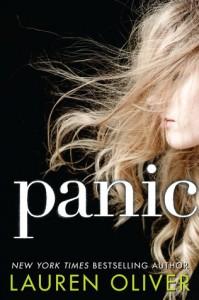 Panic, Lauren Oliver, young adult fiction