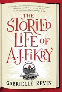 Storied Life of AJ Fikry, Gabrielle Zevins, fiction