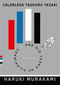 Colorless Tsukuru Tazaki and his Years of Pilgrimage, Haruki Murakami, fiction, Japanese fiction