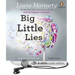 Big Little Lies Audio, Liane Moriarty, fiction