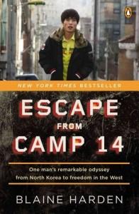 Escape from Camp 14, Blaine Harden, North Korea life, nonfiction