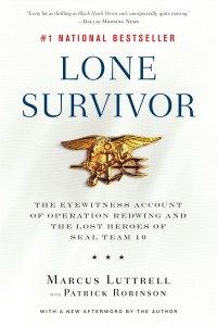 Lone Survivor, Marcus Luttrell, nonfiction, war, al qaeda