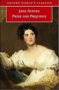 Pride and Prejudice, Jane Austen, classics