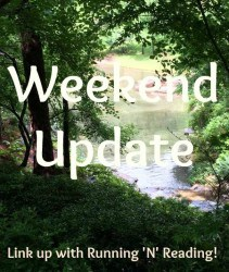Running N Reading Weekend Update Link-Up