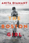 The Boston Girl, Anita Diamont, historical fiction