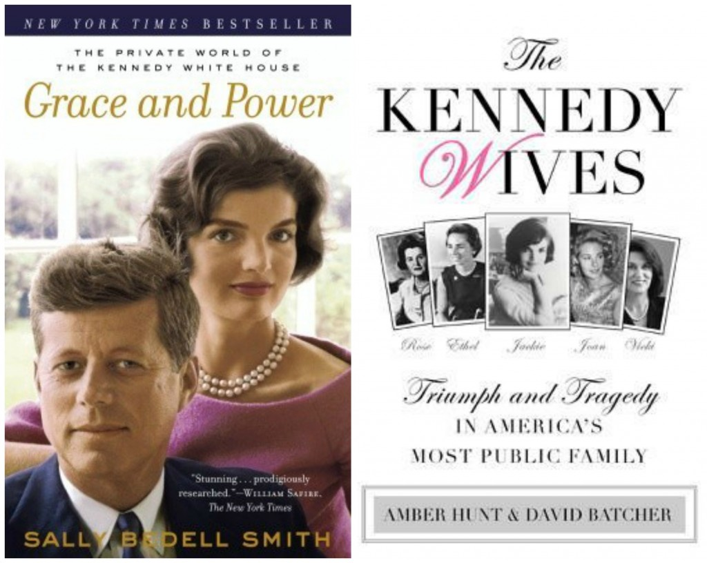 Grace and Power, Sally Bedell Smith, Kennedy marriage, Kennedy Wives, Amber Hunt