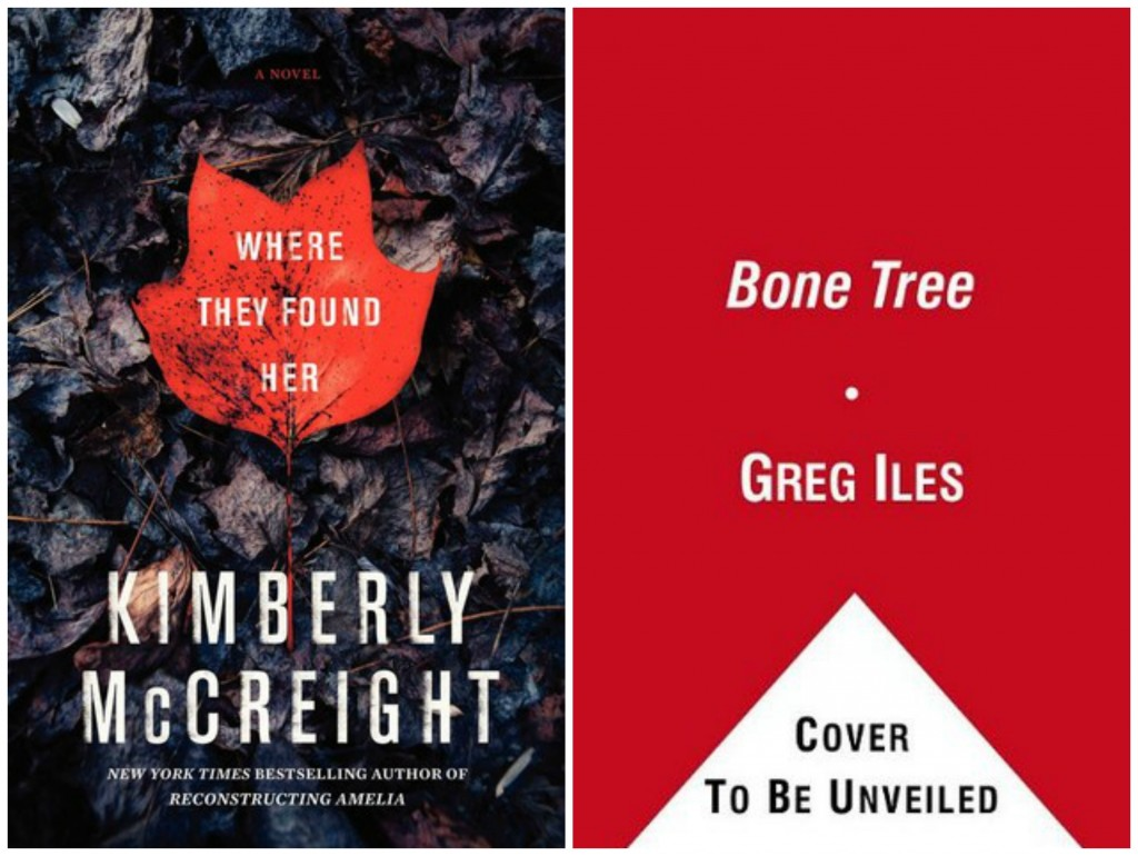 Where they found her, kimberly mccreight, the bone tree, greg lies