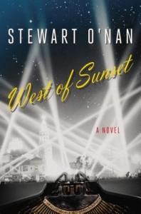 West of Sunset, Stewart O'Nan