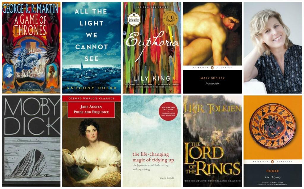 Top Ten Books I'll Never Read