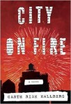 City on Fire, Garth Risk Hallberg