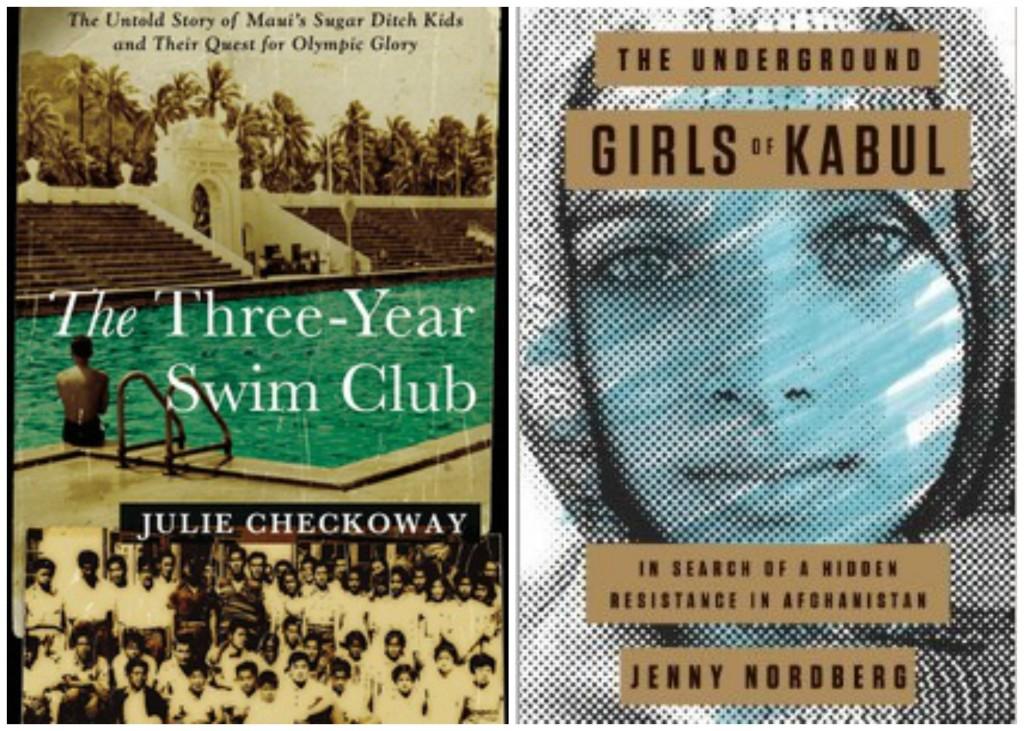 The Three-Year Swim Club, The Underground Girls of Kabul