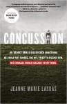 Concussion, Jeanne Marie Laskas