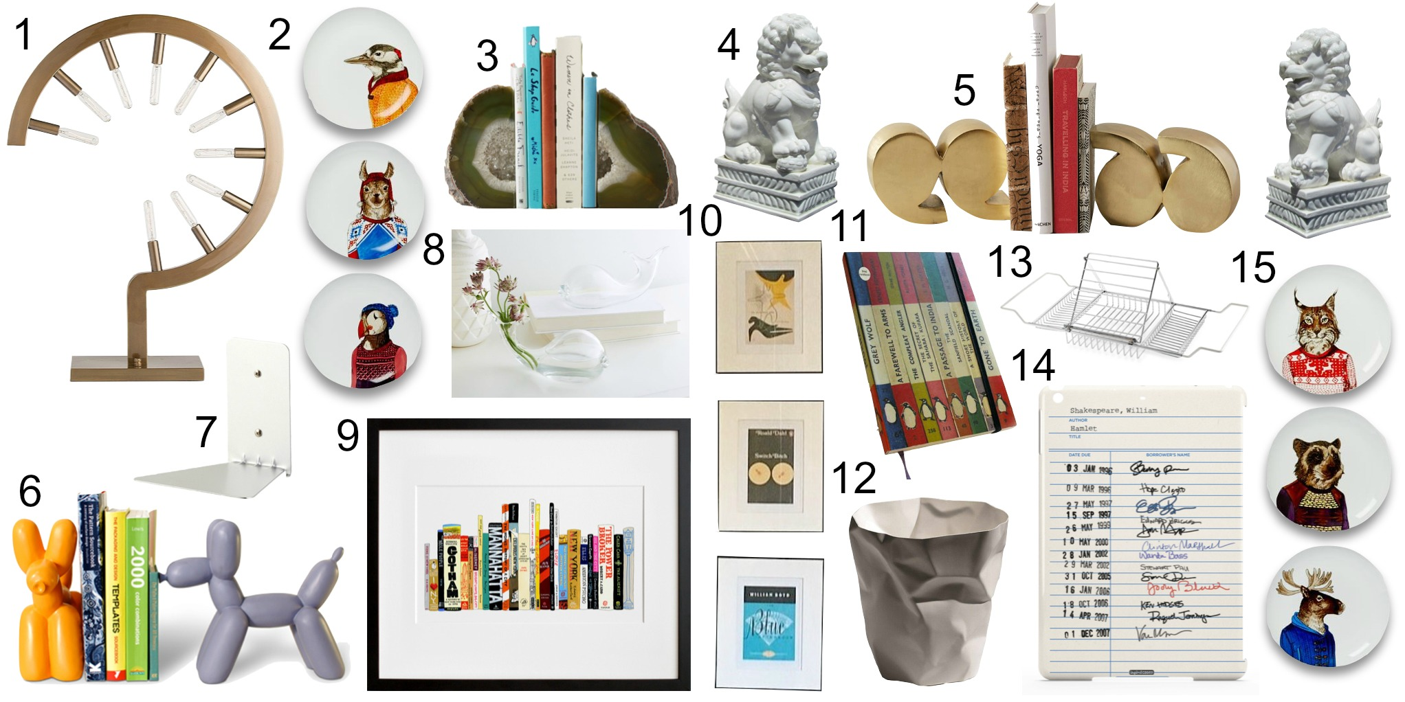 hanover avenue s holiday gift ideas for that special bookworm in