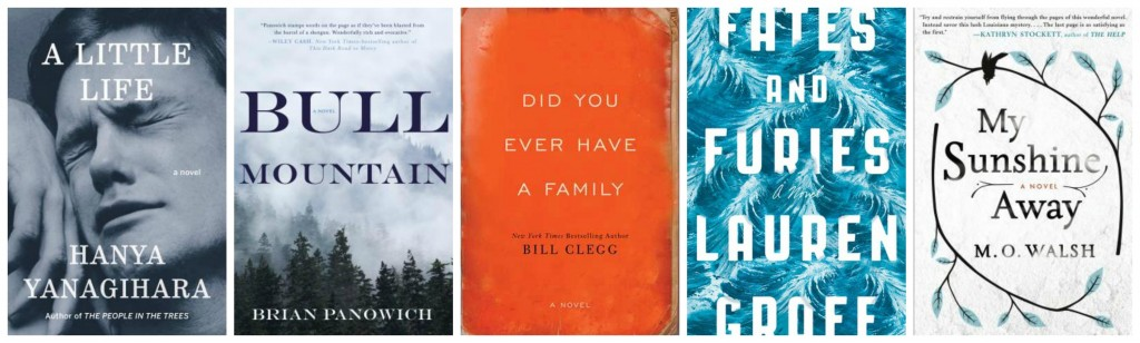 5 2015 Books that Deserved the Hype