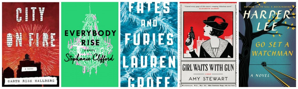 5 2015 Books That Didn't Deserve the Hype