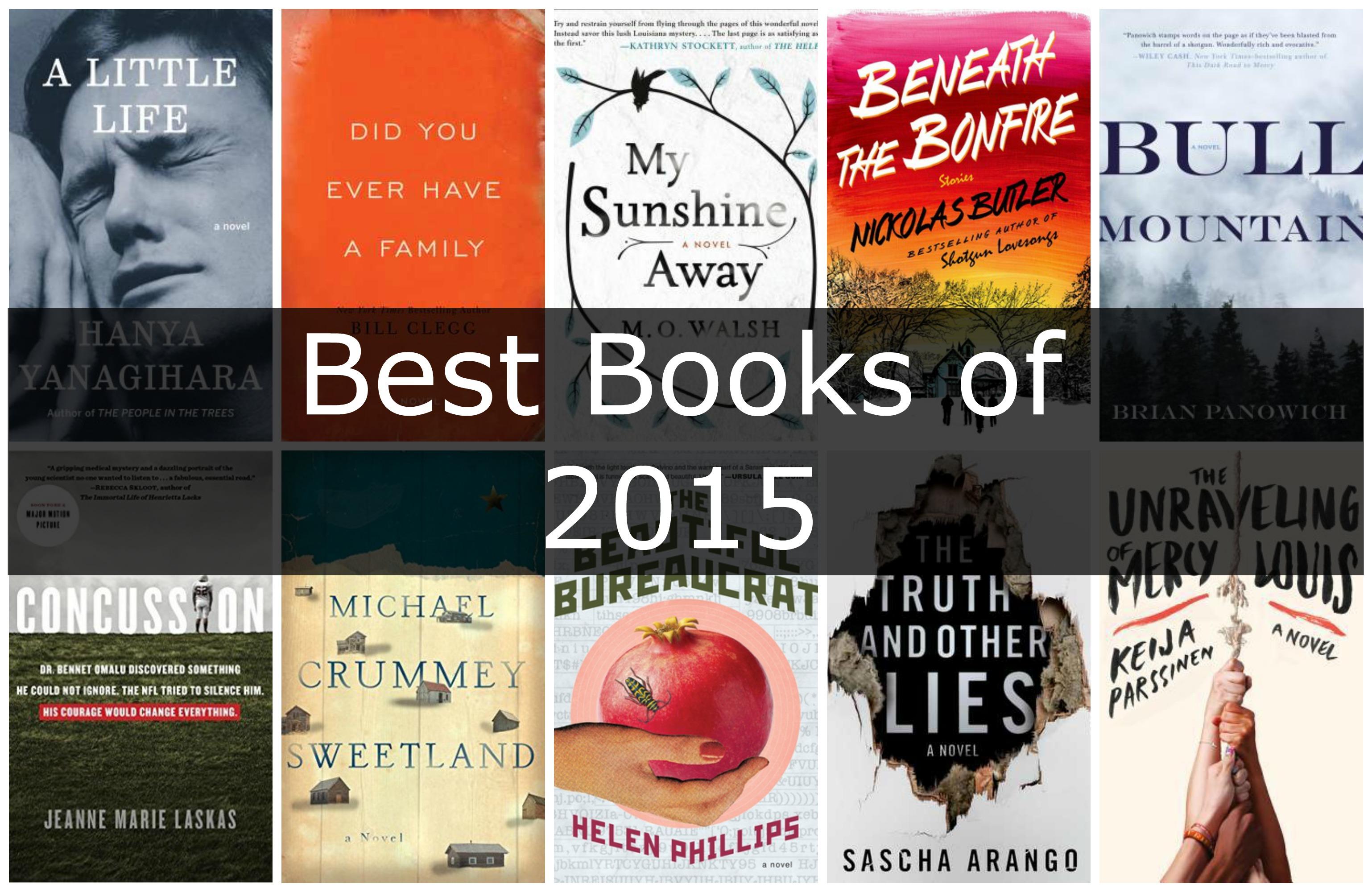 best books of 2015 sarah s book shelves