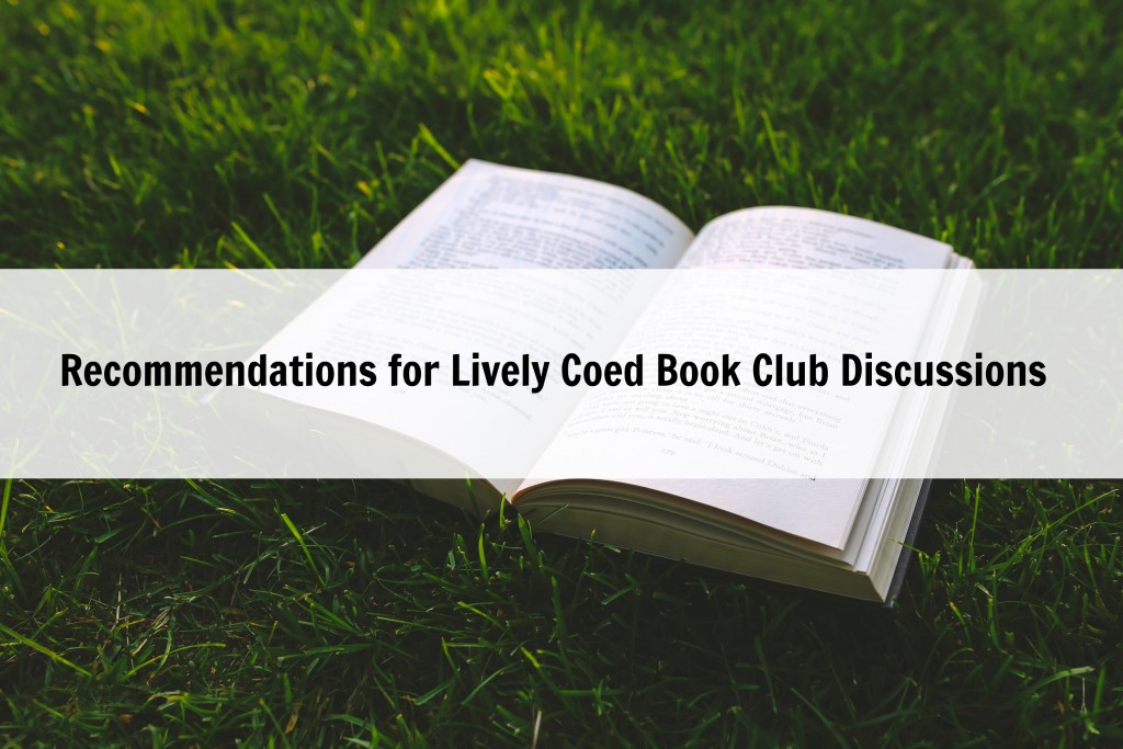 Recommendations for Lively Coed Book Club Discussions