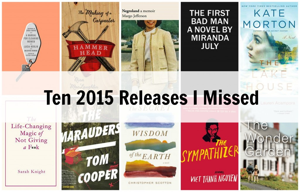 2015 Releases I Missed