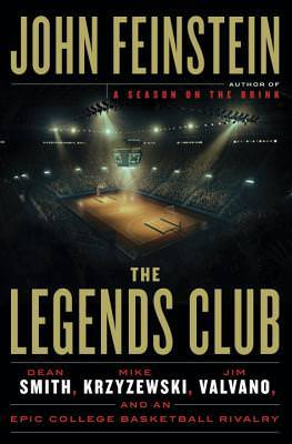 The Legends Club, John Feinstein