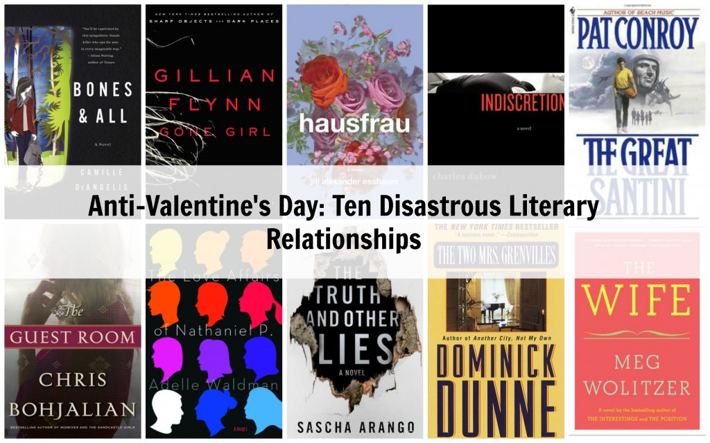Disastrous Literary Relationships