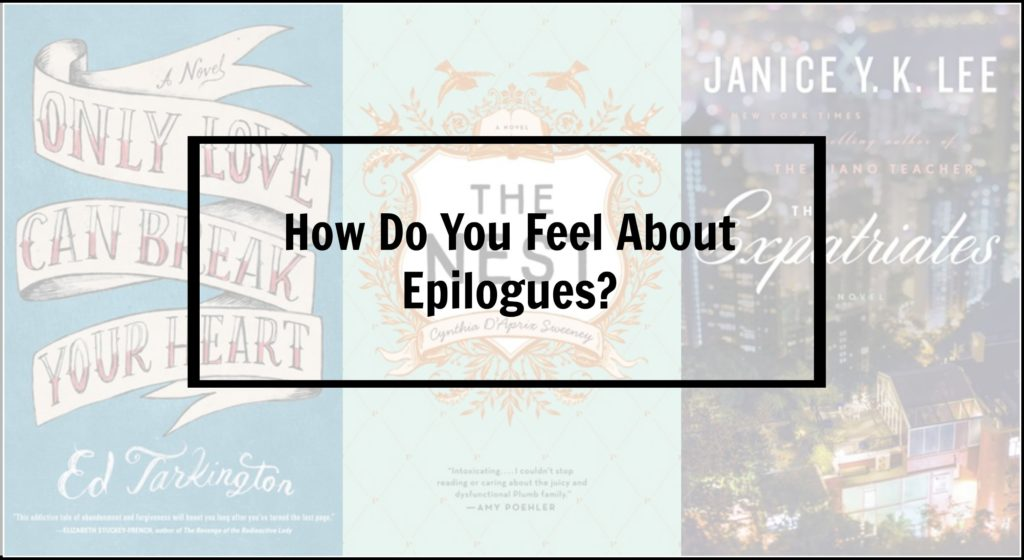 How Do You Feel About Epilogues