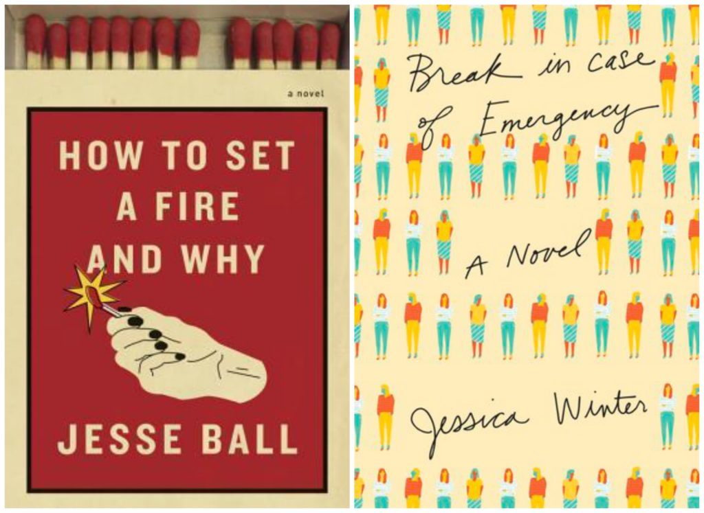 How to Set A Fire and Why, Break in Case of Emergency