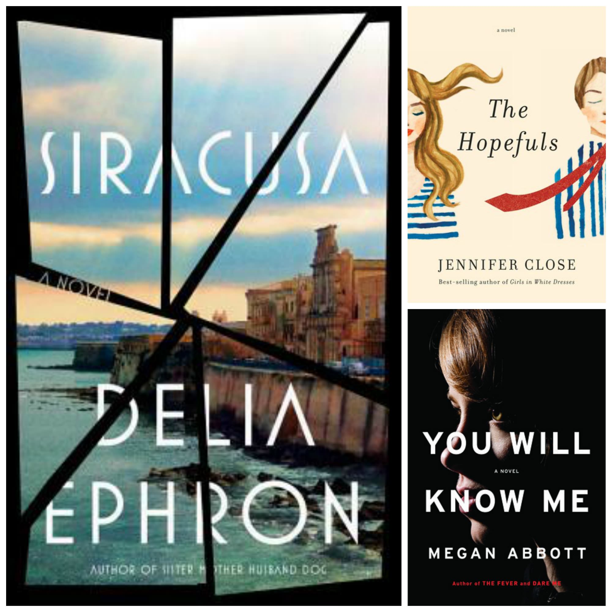 Three books to add to your summer reading list immediately!