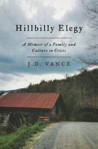 Hillbilly Elegy, J. D. Vance