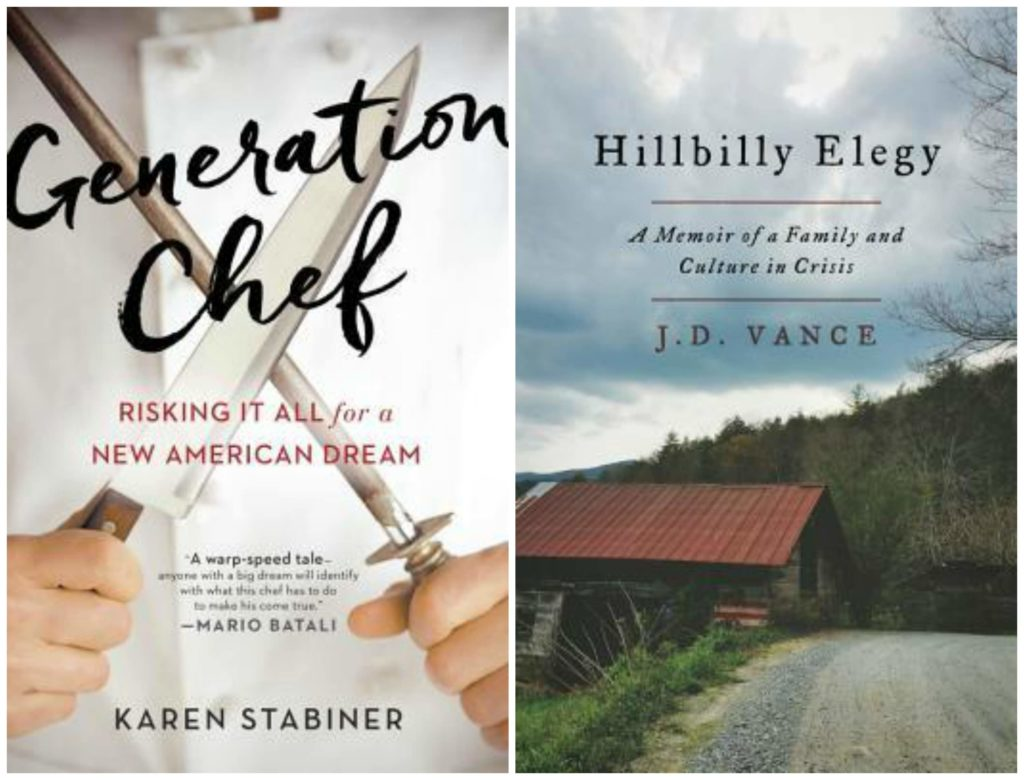 Generation Chef, Hillbilly Elegy