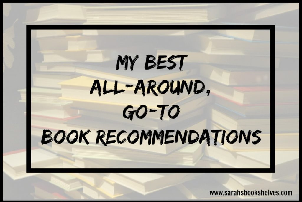 best all-around go-to book recommendations