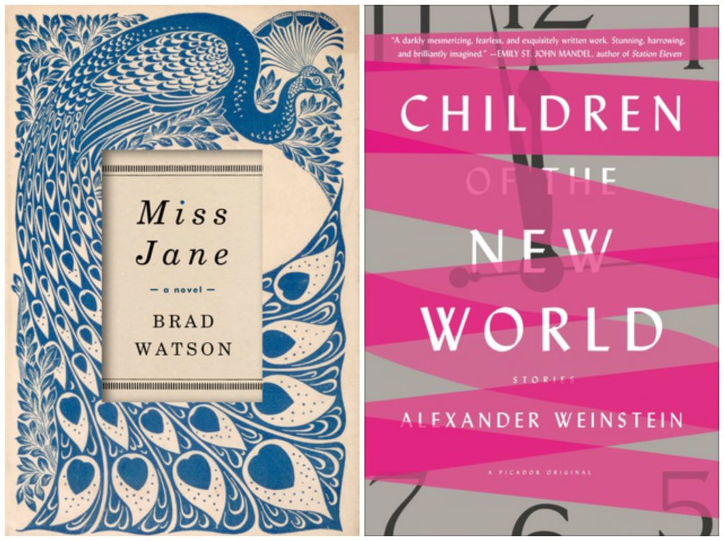Miss Jane, Children of the New World