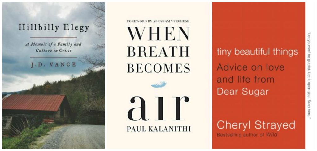 Favorite Nonfiction of 2016