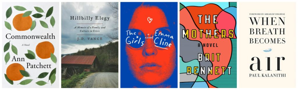 2016 Books That Deserved the Hype
