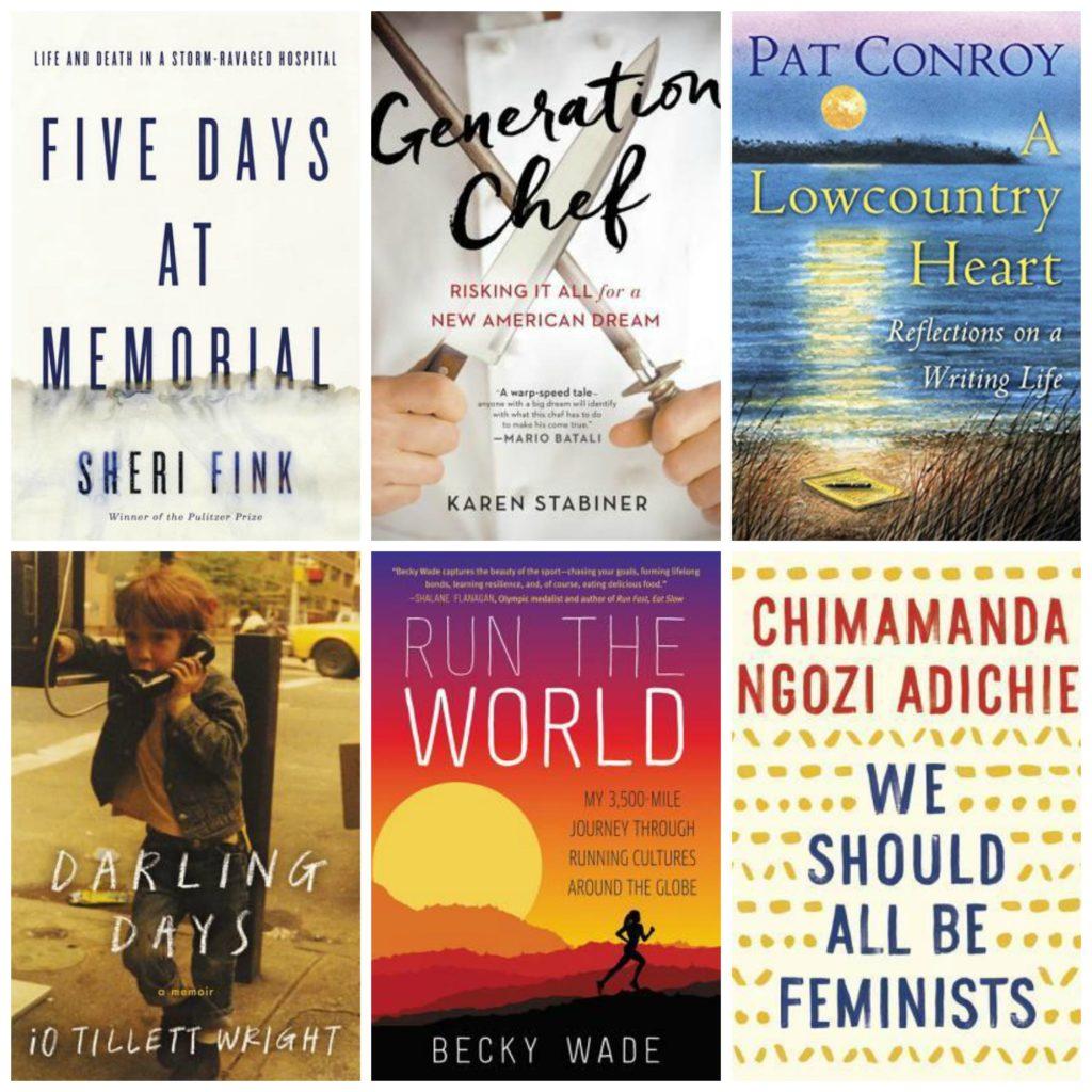 Nonfiction November 2016 Books Read