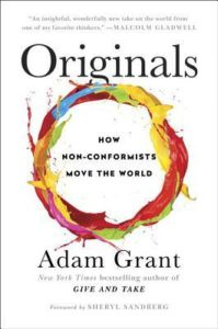 Originals, Adam M. Grant
