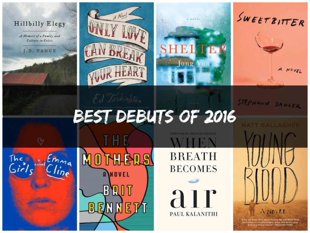 Best Debuts of 2016