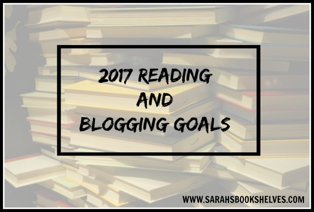 2017 Reading and Blogging Goals