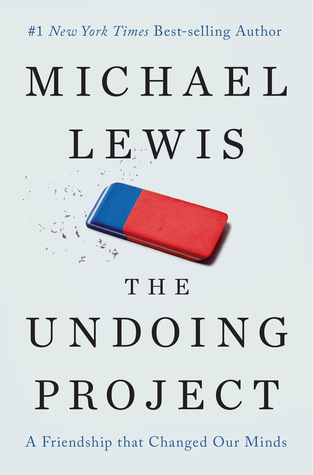 Undoing Project, Michael Lewis