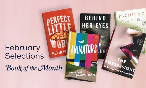 What February 2017 BOTM selection would I choose?