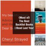 Best Backlist Books I Read Last Year